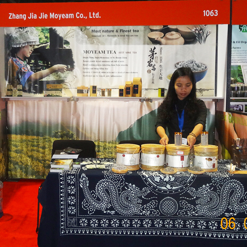 The13th World Tea EXPO